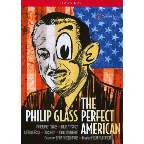 The Perfect American (Teatro Real) (DVD) (Enhanced Widescreen for 16x9 TV) (Eng) 2013