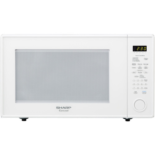 2.2 Cu. Ft. 1200W Countertop Microwave by Sharp