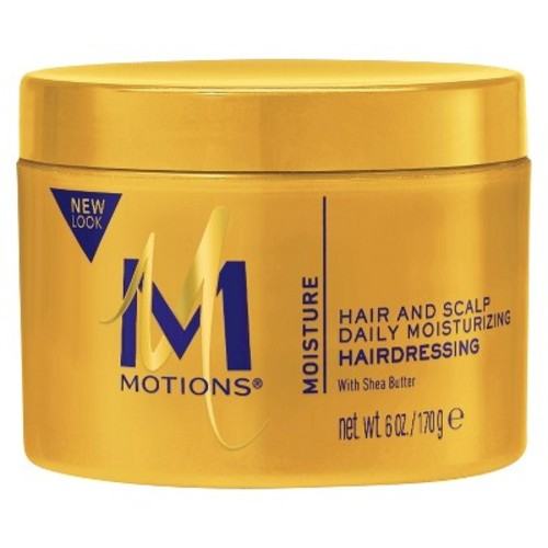 Motions Hair and Scalp Daily Moisturizing Hairdressing - 6 oz