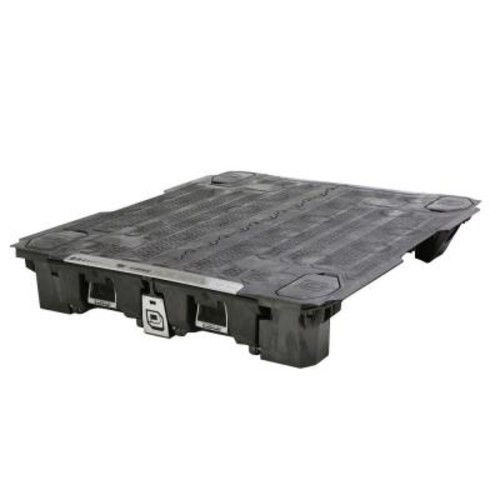 DECKED Pick Up Truck Storage System for Ford F150 Aluminum (2015 - Current), 5 ft. 6 in. Bed Length