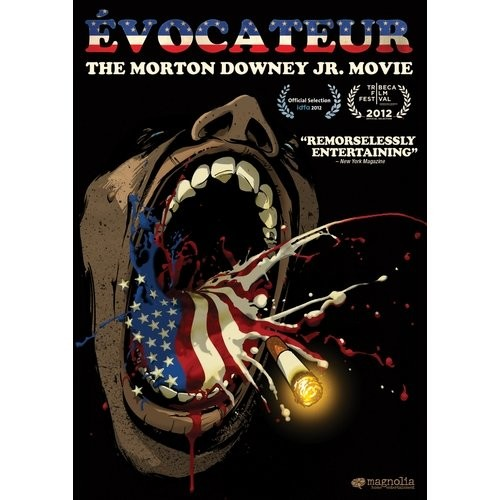 Evocateur: The Morton Downey Jr. Movie [DVD] [2012]