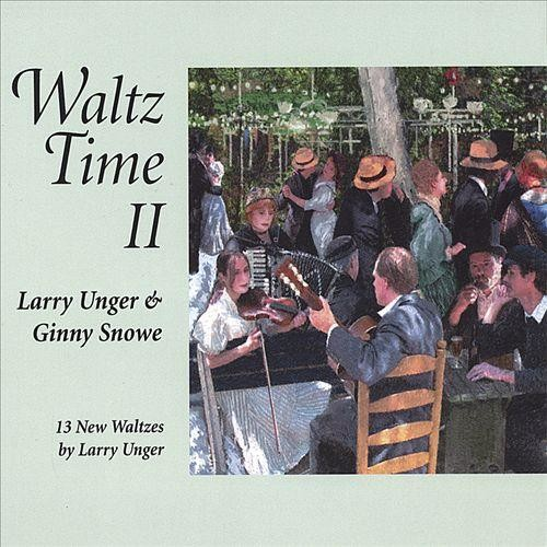 Waltz Time, Vol. II [CD]