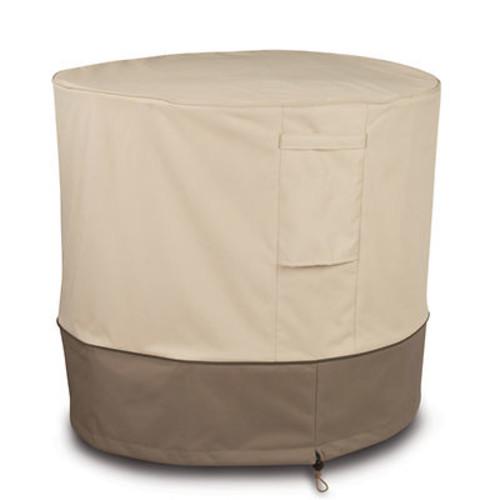 Classic Accessories Veranda Collection Round Air Conditioner Cover