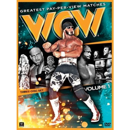 Wcw Ppv Matches (DVD)