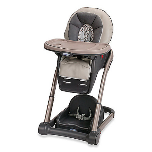 Graco Blossom 4-in-1 High Chair Seating System in Fifer
