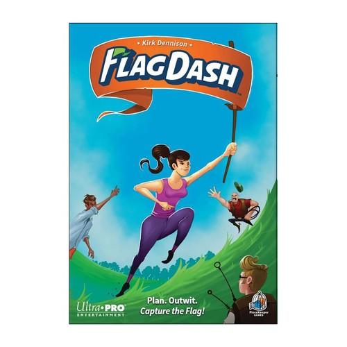 Ultra Pro Flag Dash Board Game