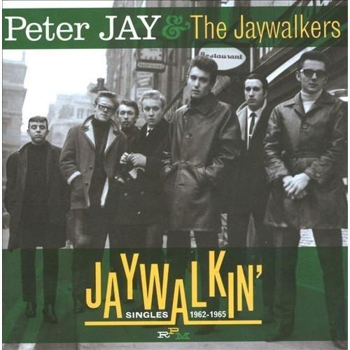 Jaywalkin: Singles 1962-65 [CD]