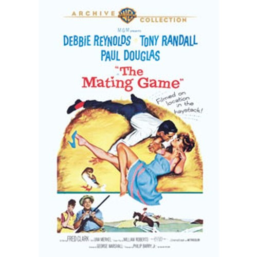 The Mating Game [DVD] [1959]