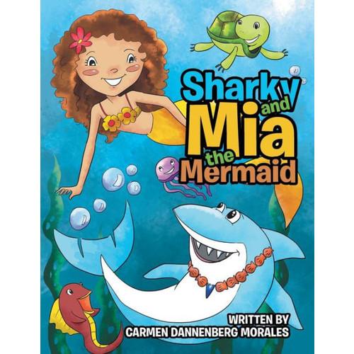 Sharky and Mia the Mermaid