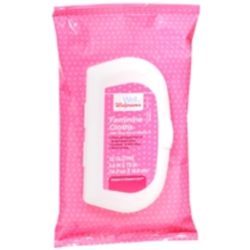 Walgreens Feminine Cleansing Cloth