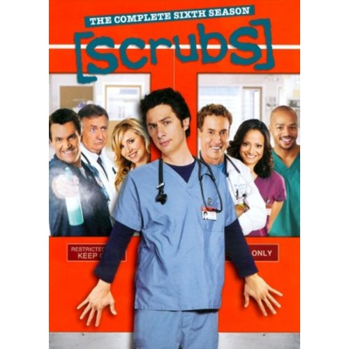 Scrubs: The Complete Sixth Season [3 Discs]