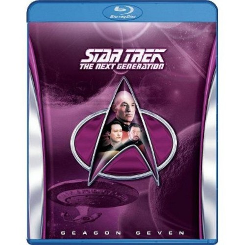 Star Trek: The Next Generation - Season Seven (6 Discs) (Blu-ray)