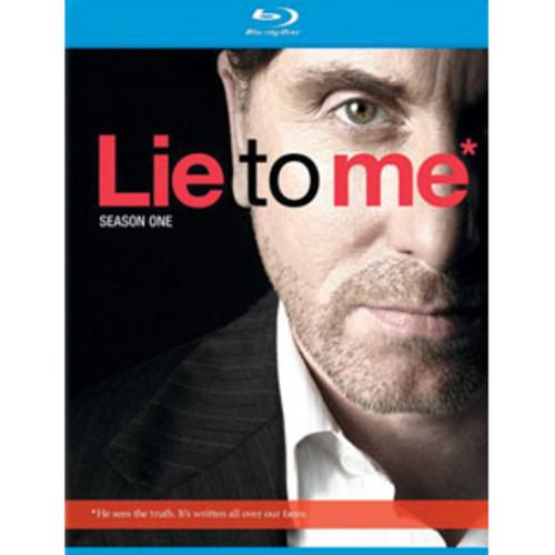 Lie to Me: Season One [3 Discs] [Blu-ray]