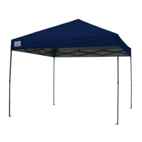 Quik Shade Weekender Elite 10 ft. x 10 ft. Twilight Blue Instant Canopy