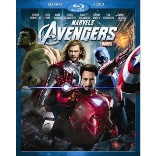 Marvel's The Avengers (2 Discs) (Blu-ray/DVD)