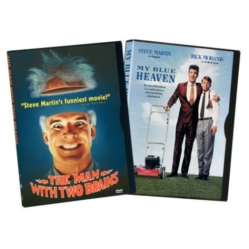 The Man With Two Brains/My Blue Heaven