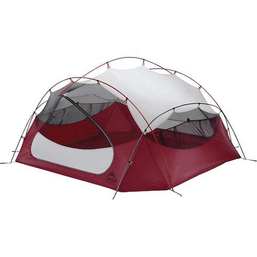 MSR Pappa Hubba NX Tent, Red