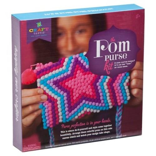 Craft-tastic The Pom Pom Purse Kit