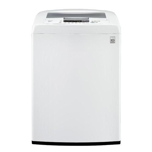LG Electronics 4.5 cu. ft. High Efficiency Top Load Washer in White, Energy Star