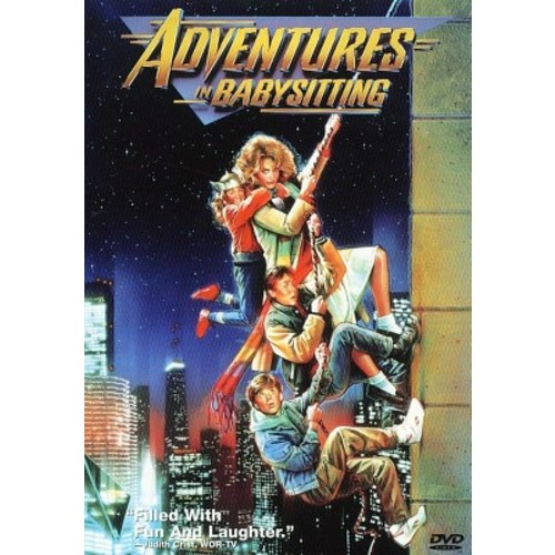 Adventures In Babysitting (DVD)