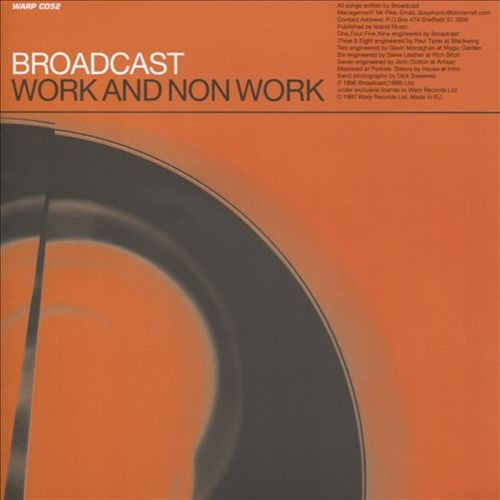 Work and Non Work [CD]