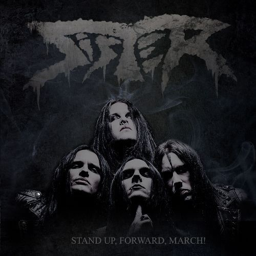 Stand Up, Forward, March! [CD]