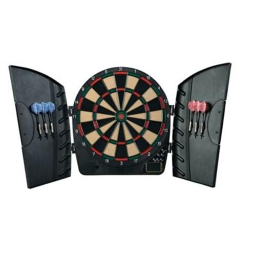 Franklin Sports FS 3000 Electronic Dartboard in Black