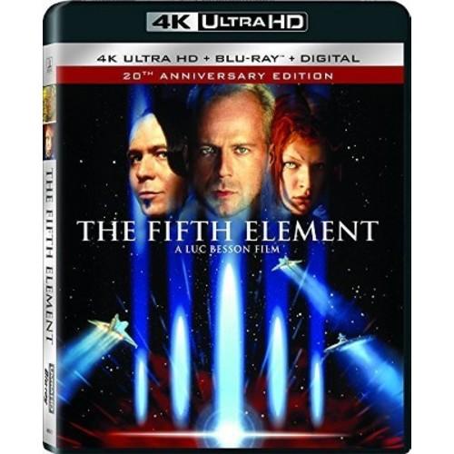 The Fifth Element [4K UHD] [Blu-Ray] [Digital HD]