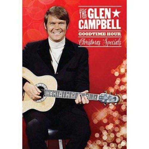 The Glen Campbell Goodtime Hour: Christmas Specials [DVD]