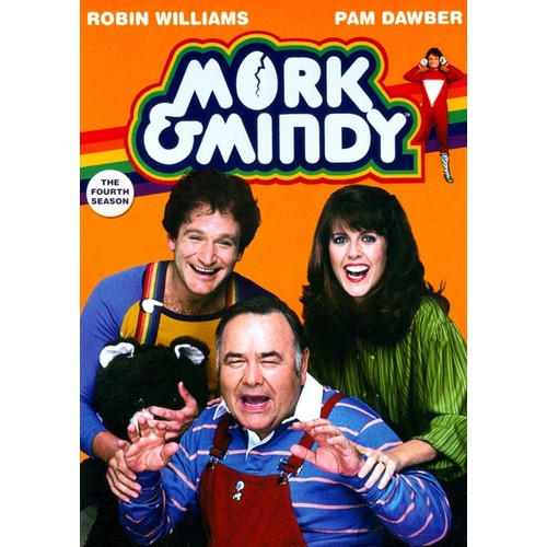 Mork & Mindy: The Fourth Season [3 Discs] [DVD]