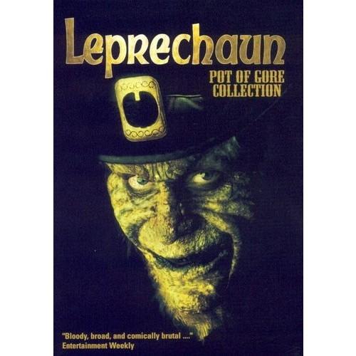 Leprechaun Pot of Gore Collection: (Leprechaun/Leprechaun 2/Leprechaun 3/Leprechaun 4/Leprechaun: In The Hood)