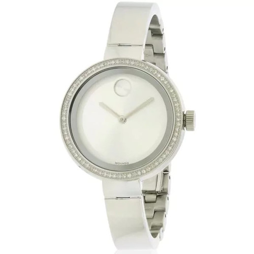 Movado Women's 3600281 Stainless Steel Bold Watch - B