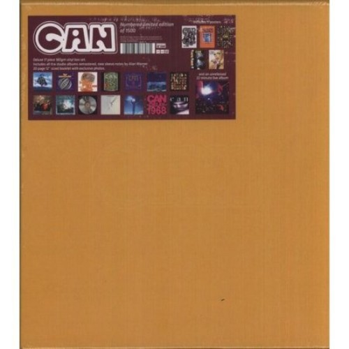 Can Vinyl Box [LP] - VINYL