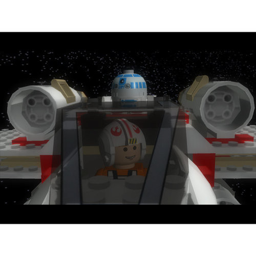 LEGO Star Wars: Complete Saga (Wii)