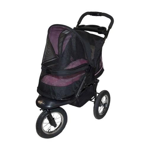 Pet Gear NV No-Zip Pet Stroller [Dalmatian]