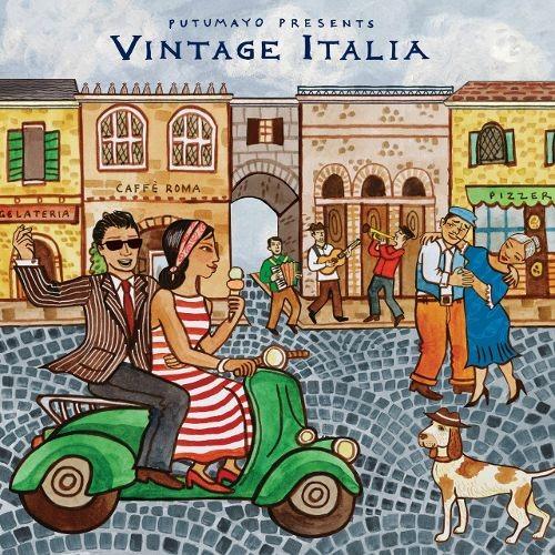 Putumayo Presents: Vintage Italia [CD]