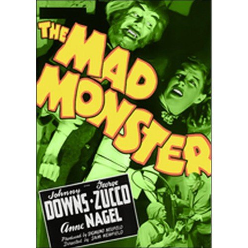 The Mad Monster [DVD] [1942]