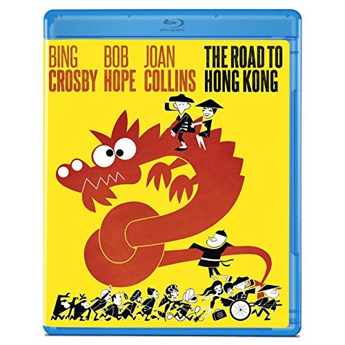 The Road to Hong Kong (Blu-ray Disc)