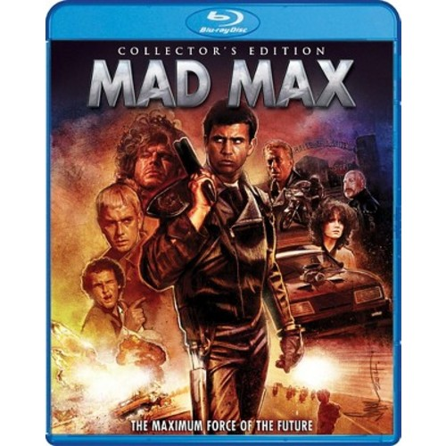 Mad Max [Collector's Edition] [Blu-ray] COLOR DHMA