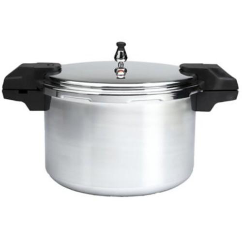 Mirro Aluminum Pressure Cooker/Canner; 16 Quart