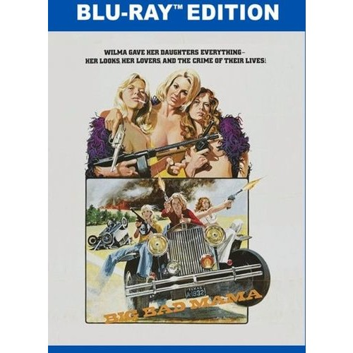 Big Bad Mama [Blu-ray] [1974]