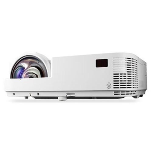 NEC NP-M353WS WXGA Short Throw DLP Projector, White NP-M353WS