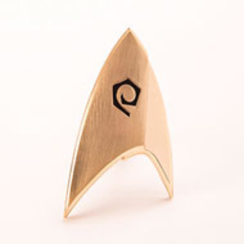 Star Trek Discovery Insignia Badges Operations