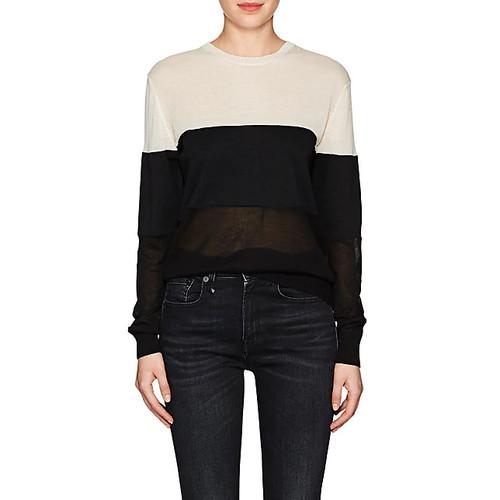 VIS  VIS Colorblocked Sweater