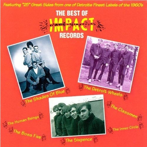 The Best of Impact Records [CD]