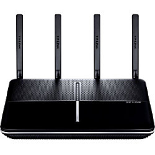 TP-Link AC2600 MU-MIMO Dual Band Gigabit Wireless Wi-Fi Router, Archer C2600