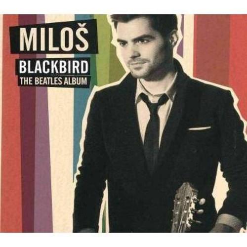 Milos karadaglic - Blackbird:Beatles album (CD)