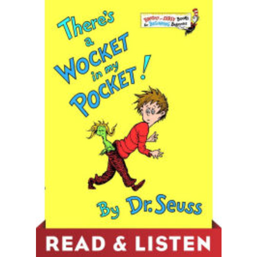 There's a Wocket in My Pocket!: Read & Listen Edition