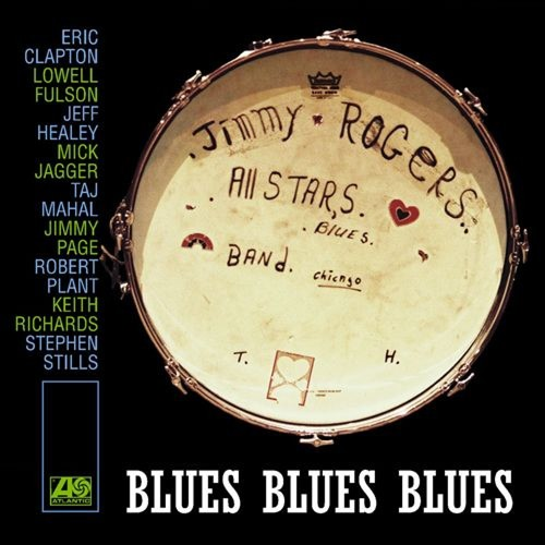 Blues Blues Blues [CD]