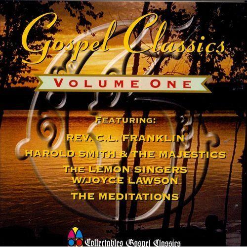 Gospel Classics, Vol. 1 [Collectables] [CD]